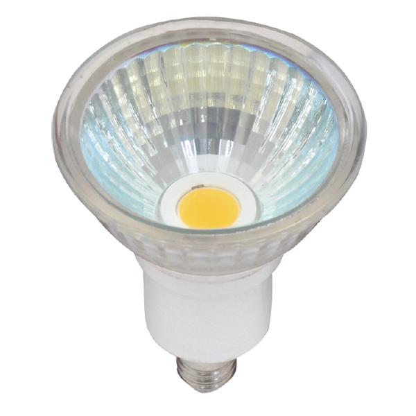 E11 LEDスポットライト【ミラーハロゲンタイプ4.5W】 9個