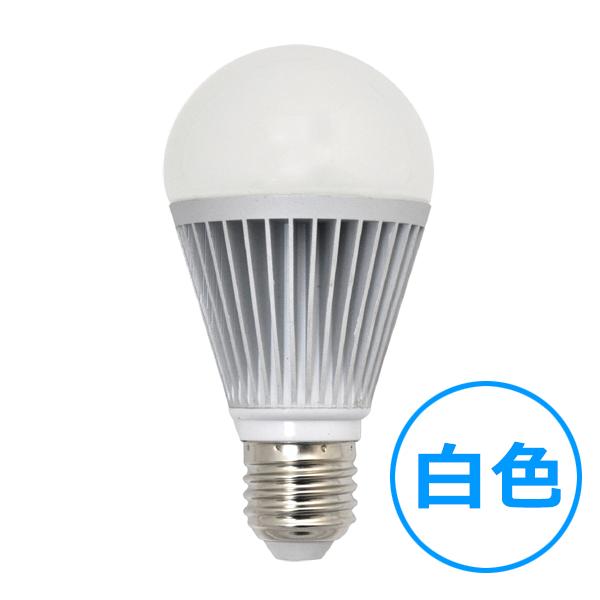 調光対応LED電球60W型 【8.5W白色】