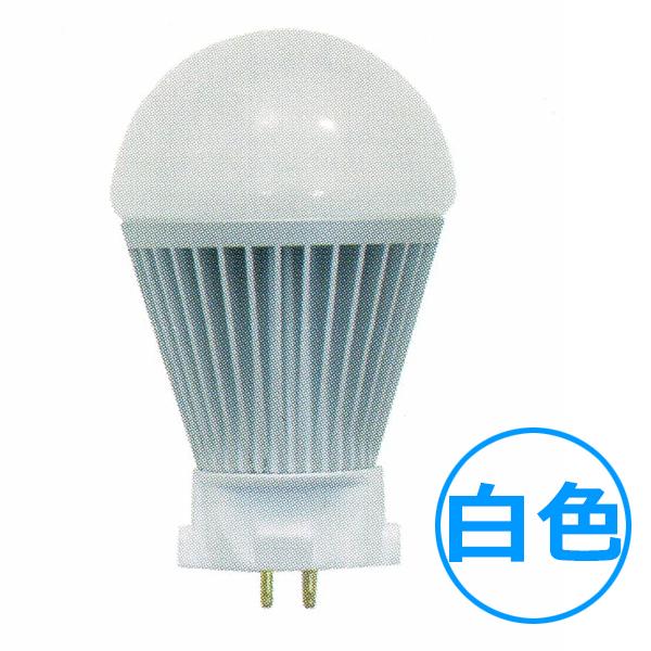 FDL型LED電球 縦型 【7W白色】