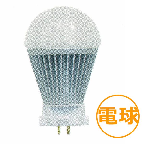 FDL型LED電球 縦型 【7W電球色】