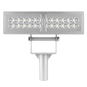 屋外LED照明 ポール設置 【電球色/36W】