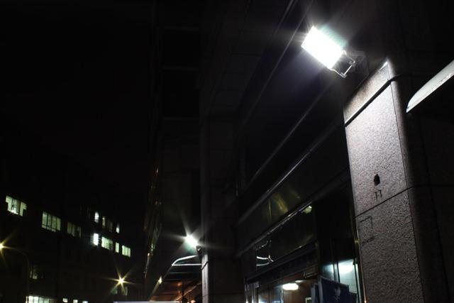 【60W】屋外用LED照明 (IP65) 【在庫処分】