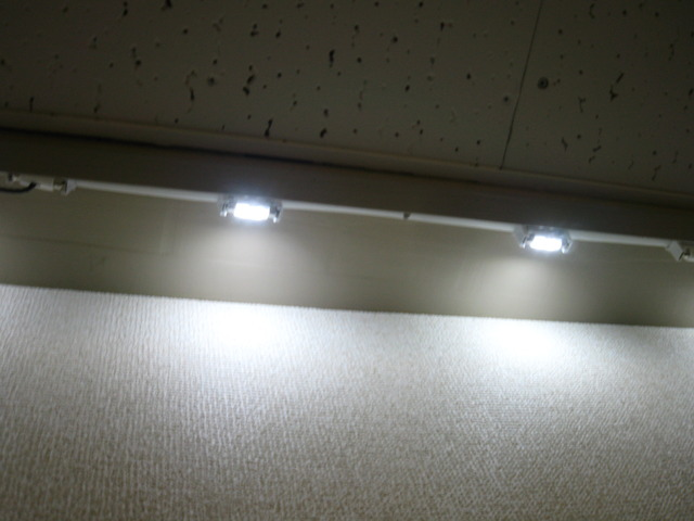 自由配列カートリッジ型 LEDライト
