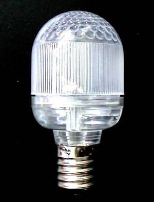 LEDミニクリプトン電球(スケルトンタイプ) E-17 ≪屋外使用可能≫