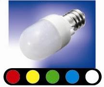 LED電球 20Φシリーズ ナツメ型 E-12