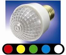 LEDサイン電球 E-26 (屋外使用可能)55φ