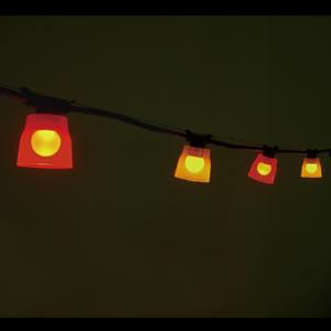 らんらん灯(LED) カバー付