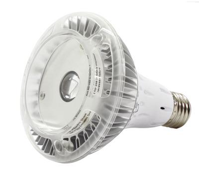 植物育成LEDライト E26 10W 葉物植物用
