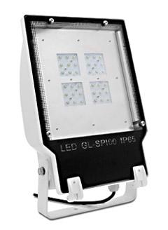 【100W】 LEDライト IP65防水