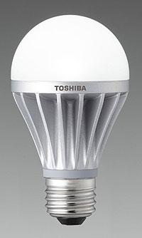 東芝LED電球 [電球色E26] イーコア LDA6L