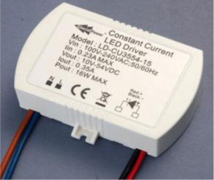 LED電源ドライバー700mA [3-26V/18W]