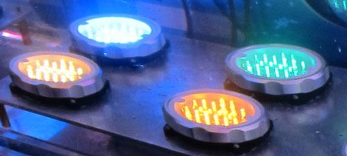 LEDカラーライトモジュール IP65防水