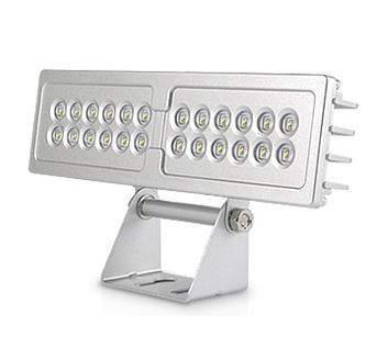 LEDフラッドライト 屋外 看板照明 (IP65)