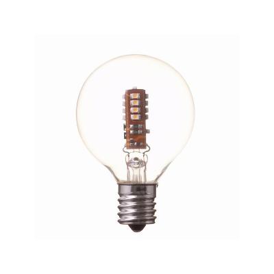 G50形LEDボールランプ E17口金