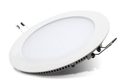 面発光LEDダウンライト 超薄型 埋込穴Φ225 【20W】