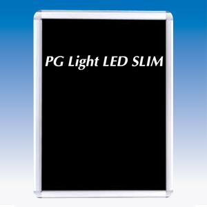 薄型 LEDライト スリムパネル 角丸タイプ [店舗用パネル]