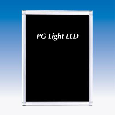 LEDライト スリムパネル 角型タイプ [店舗用パネル]