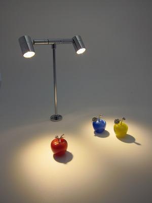 2灯式 LEDスタンドライト