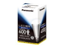 LED電球 E17 6.4W <パナソニック製>
