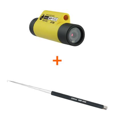 カメラ探査器| らくらく見るサーチミニ+4mロックフィッシャーセット