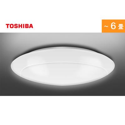 東芝LEDシーリングライト(調光調色/6畳用/3699 lm/きれいに光るタイプ)