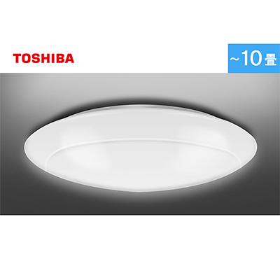 東芝LEDシーリングライト(調光調色/10畳用/4899 lm/きれいに光るタイプ)